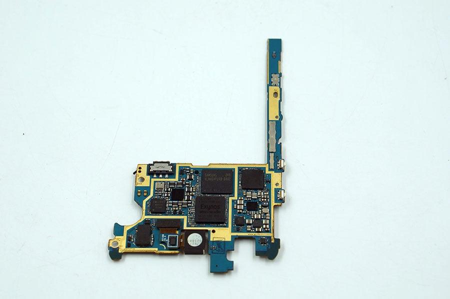 Original Board For Samsung GALAXY Note II N7105 16G Motherboard Logic motherboard Plate