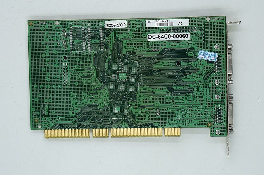 OC-64C0-00060 0C-64C0-00060 DAQ Card for CORECO IMAGING (only card)