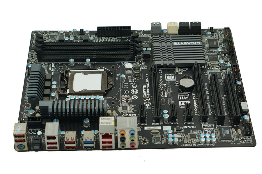 Gigabyte GA-Z68X-UD3R-B3 Used Desktop Motherboard Z68X-UD3R-B3 Z68 LGA 1155 i3 i5 i7 DDR3 32G ATX