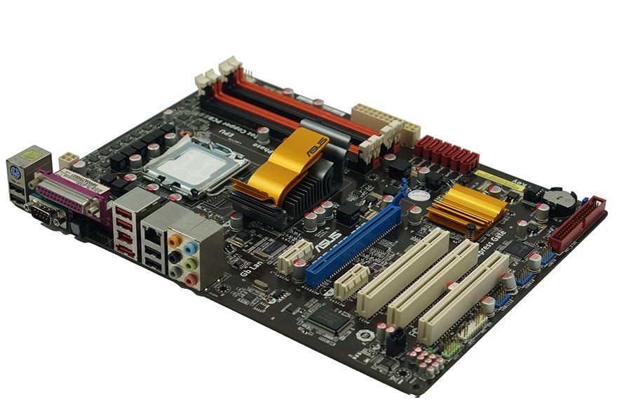 motherboard ASUS P5P43TD PRO DDR3 LGA 775 16GB P43 desktop motherboard