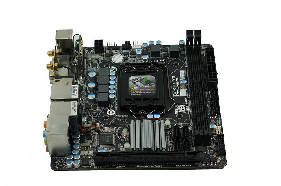 Gigabyte GA-H97N-WIFI Used Desktop Motherboard H97N-WIFI H97 LGA 1150 i3 i5 i7 DDR3 16G Mini-ITX