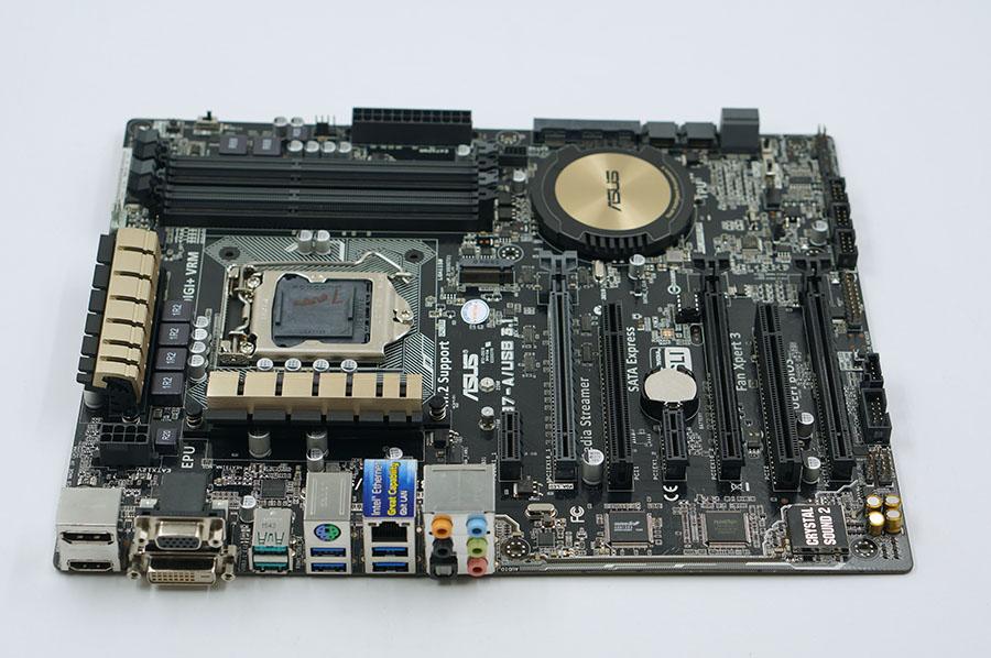 Asus Z97-A/USB3.1 Used Desktop Motherboard Z97-A USB3.1 Z97 Socket LGA 1150 i7 i5 i3 DDR3 32G SATA3 USB3.0 ATX