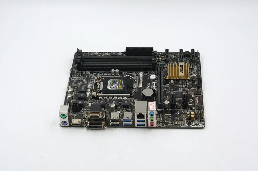Asus B150M-A D3 New Desktop Motherboard B150 Socket LGA 1151 i7 i5 i3 DDR3 64G SATA3 Micro-ATX