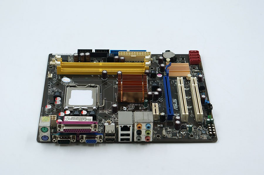u ATX Desktop Motherboard ASUS P5KPL-AM DDR2 LGA 775 Intel G31