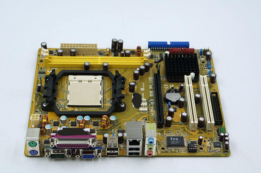 motherboard Asus M2N-MX SE PLUS DDR2 Socket AM2+ nVIDIA Ge ce 6100-430 Desktop motherboard