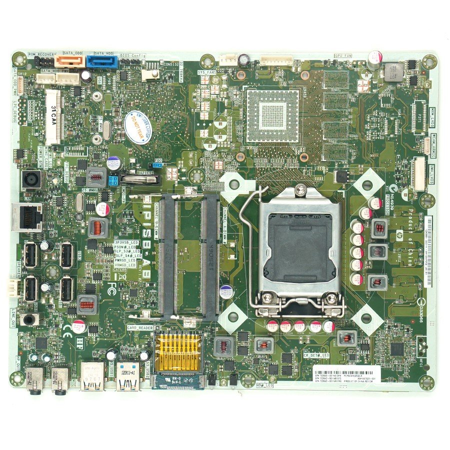 HP Desktop Motherboard