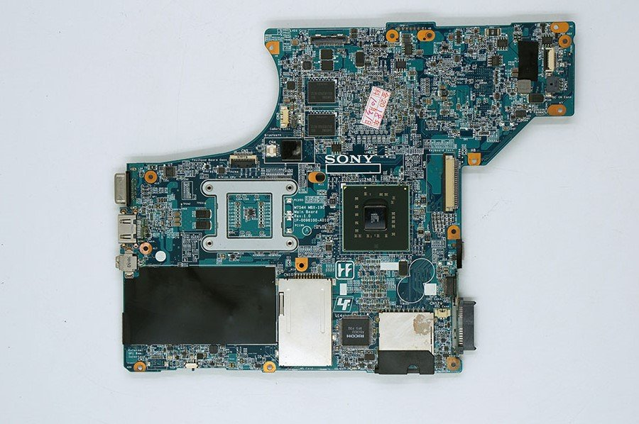 A1744972A SONY VGN-SR Laptop Motherboard M754H MBX-190 1P-0096100-A010 Mainboard 100%tested fully work