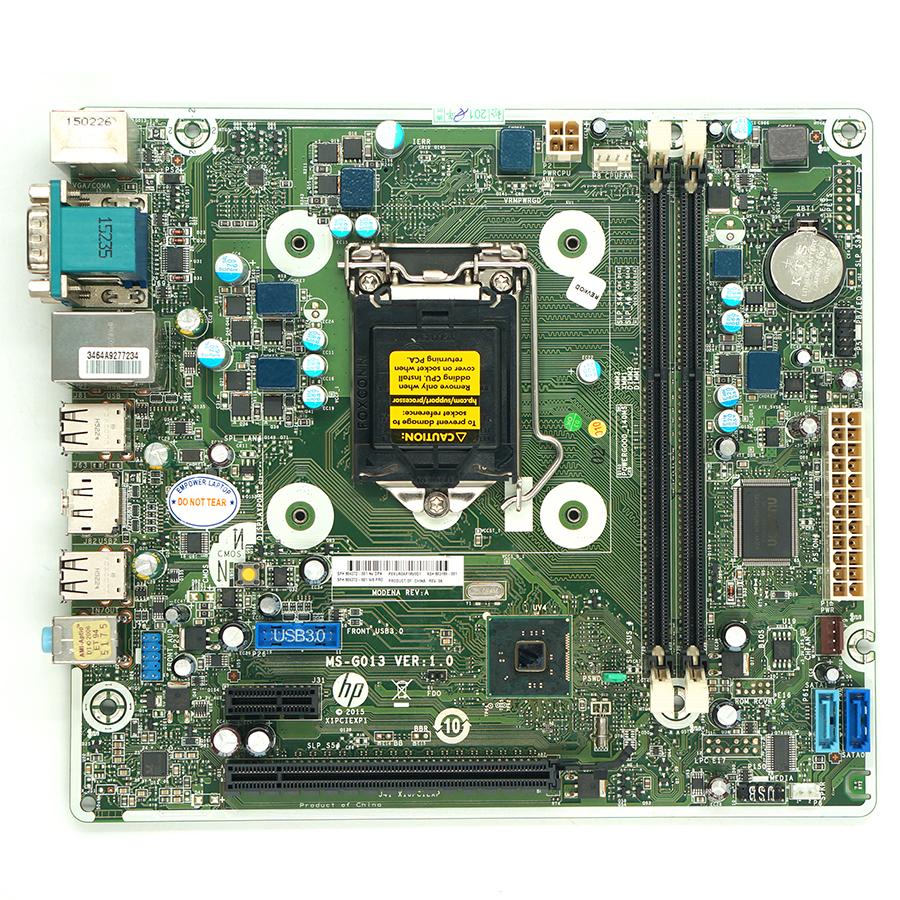 Genuine HP ProDesk 400 G2 Motherboard 804372-001 804372-601 803189-001