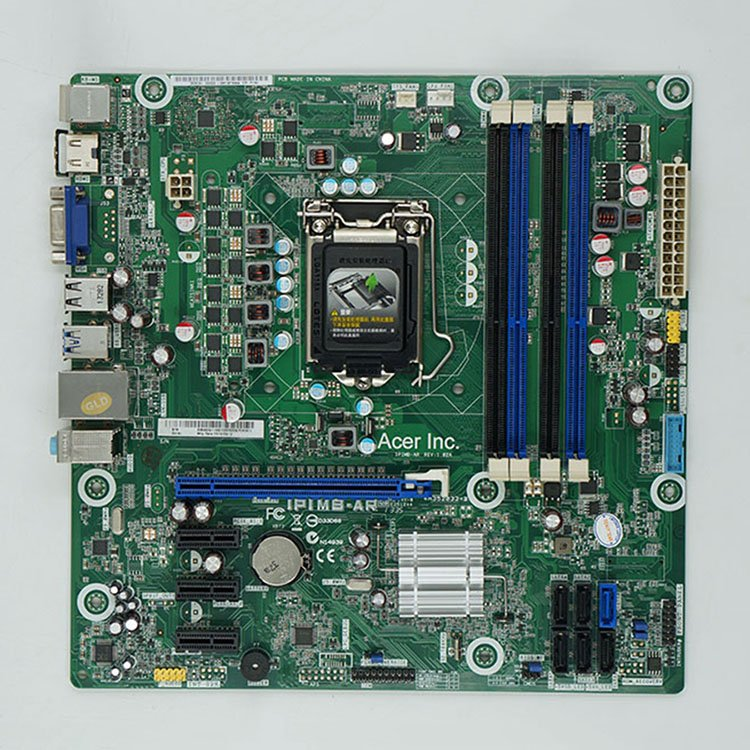 ACER G3620 M1935 DX4870 Desktop Motherboard IPIMB-AR LGA1155 Mainboard 100%tested fully work