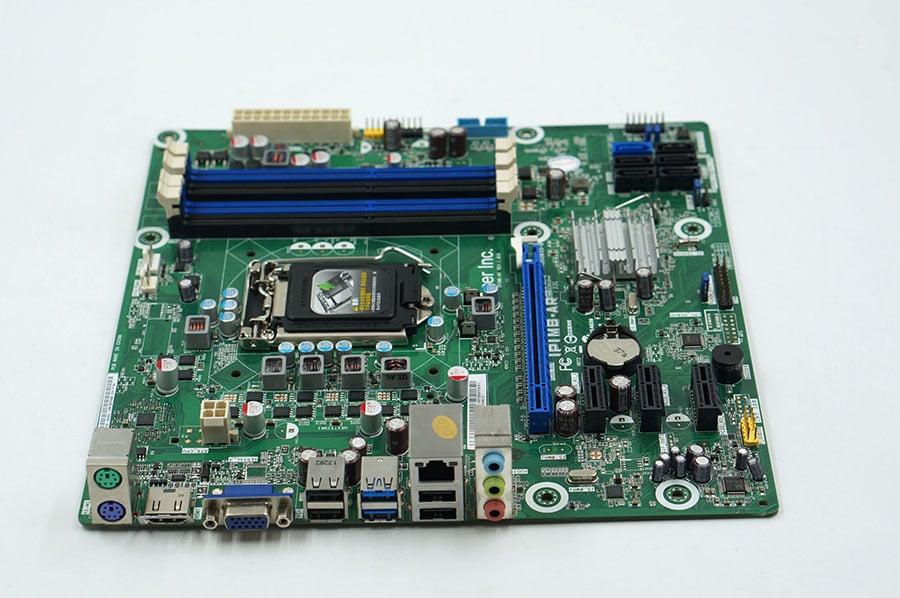 ACER G3620 M1935 DX4870 Desktop moderkort IPIMB-AR LGA1155 moderkort 100% testats fullt arbeta