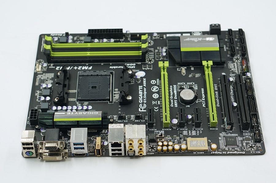 motherboard Gigabyte G1.Sniper A88X DDR3 Socket FM2 A88 32GB USB3.0 SATA3 Desktop motherboard