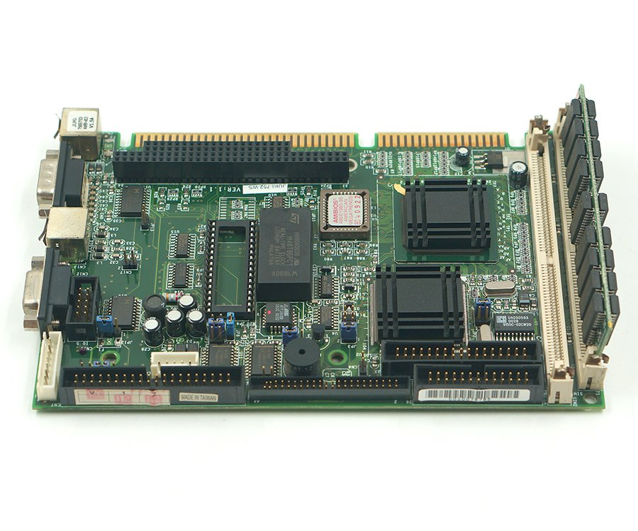 JUKI-752 VER:1.1 industrial motherboard well