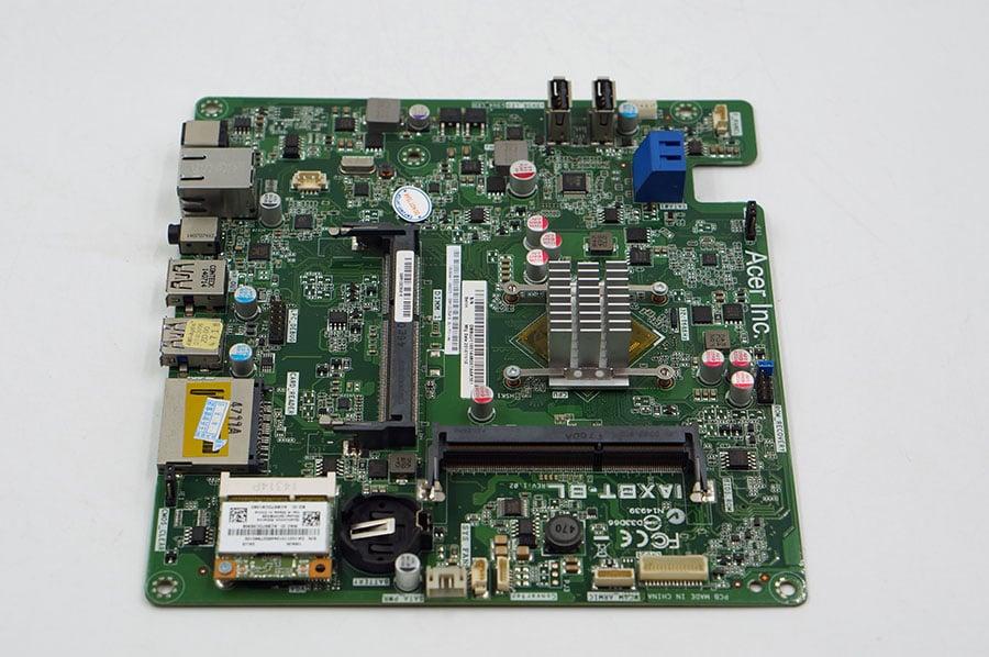 För Acer för Aspire ZC-606 IAXBT-BL REV 1.02 Moderkort DBSUH11001 100% fungerar perfekt