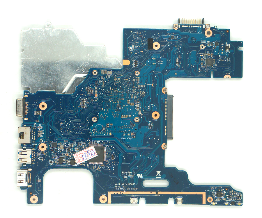 MA10 Main board H000064160 for toshiba satellite NB15 NB15T laptop motherboard N2810 CPU DDR3