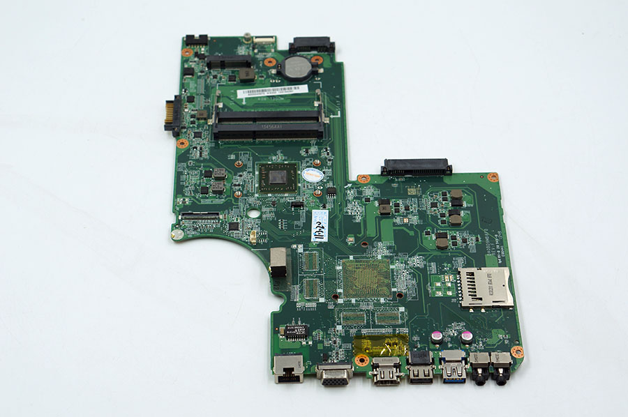 A000243950 DA0BD9MB8F0 for Toshiba L75D Laptop Motherboard w/ A6-5200 2GHz CPU HD 8400 works