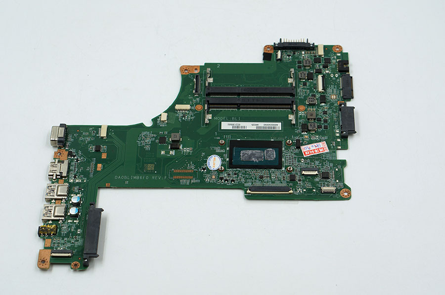 FOR Toshiba Satellite s50-b l50-b Laptop Motherboard A000296890 DA0BLIMB6F0 Integrated Graphics w/ i5-4210U cpu