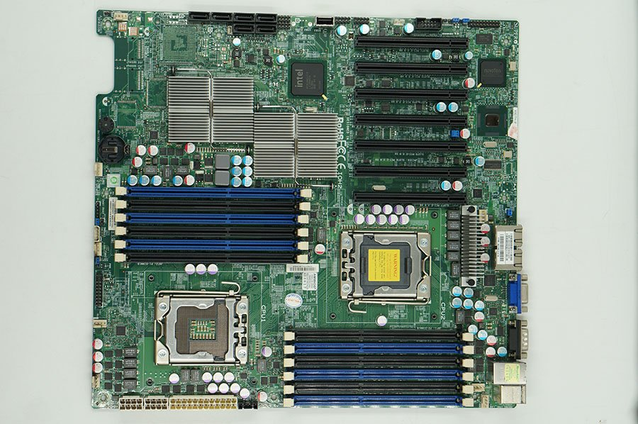 X8DTH-iF server moderkort 7 * PCI-E LGA 1366