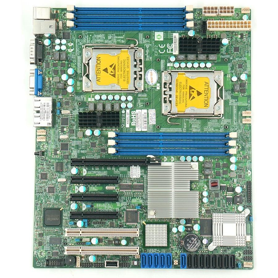 X8DTL-6F server moderkort LGA 1366