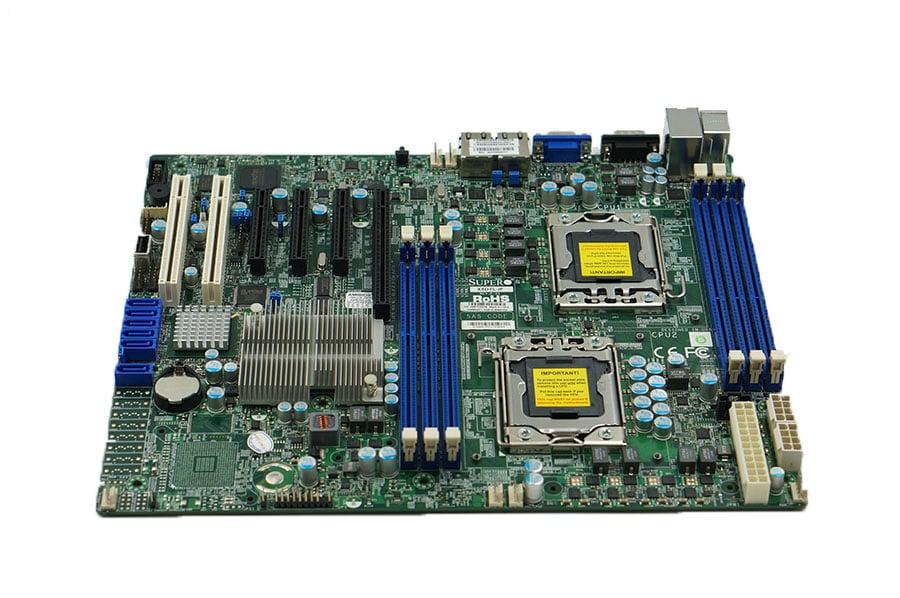 X8DTL-IF X58 Server Placa de baza LGA 1366