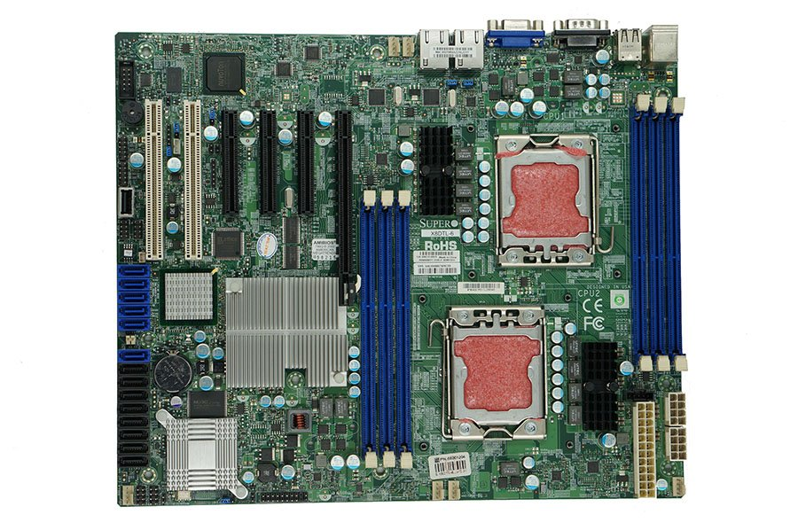 X8DTL-6 Server Základní deska LGA 1366