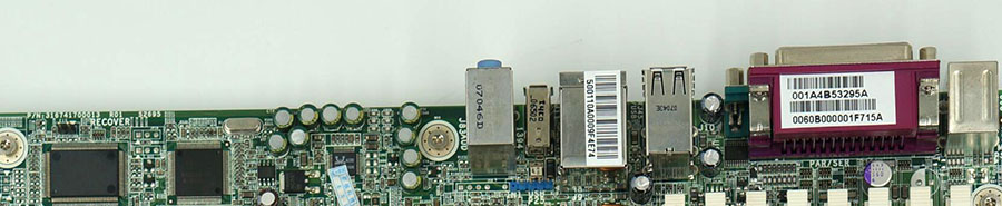 HP 442028-001 motherboard