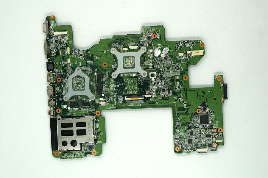 HP 573758-001 DV8 DV8T DAUT8AMB8D0 N10P-GE-A3 placa-mãe