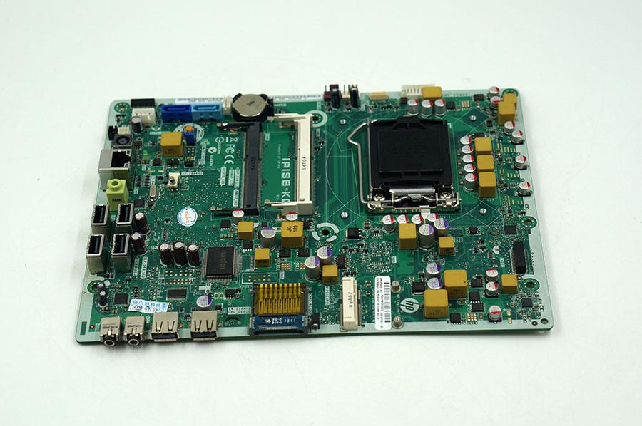 HP 647281-001 Compaq 8200 Elite AIO 655876-001 IPISB-KO LGA1155 motherboard