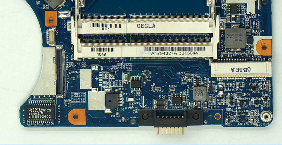Sony VPCEA all Series MBX-224 A1794327A carte mère