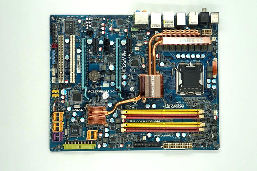 Gigabyte GA-X48-DQ6 LGA 775 moderkort
