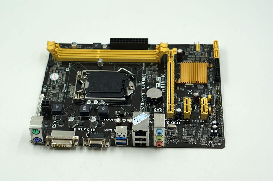 Asus H81M-K LGA 1150 Intel H81 motherboard