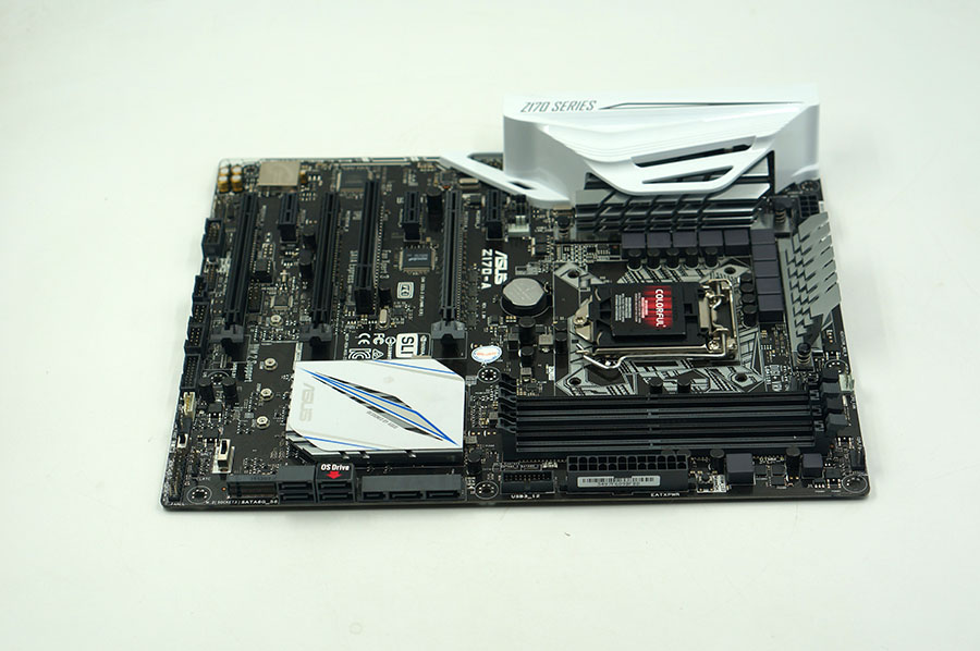 Asus Z170-A Used Desktop Motherboard Z170 Socket LGA 1151 i7 i5 i3 DDR4 64G SATA3 USB3.0 ATX On Sale
