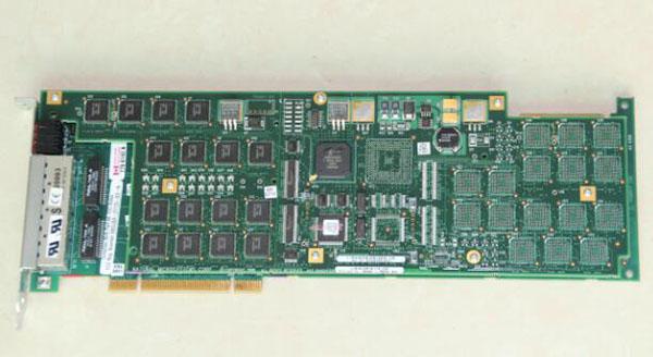 NMS AG4000 32DSP 4E1-PCI 5640-REV.10 5630-REV.A3 Voice Card