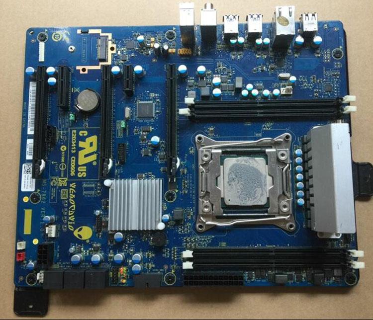 DELL 0FRTKJ FRTKJ XJKKD 0XJKKD Alienware Area 51 R2 A51 X99 MS-7862  motherboard