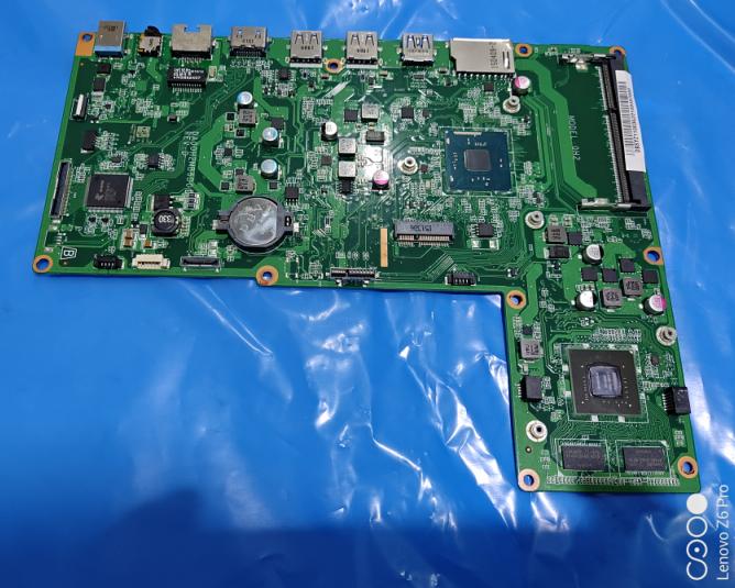Acer Aspire Z1-622 Z1-622G DA00H2MB6D0 N3700 CPU All in one Desktop Motherboard
