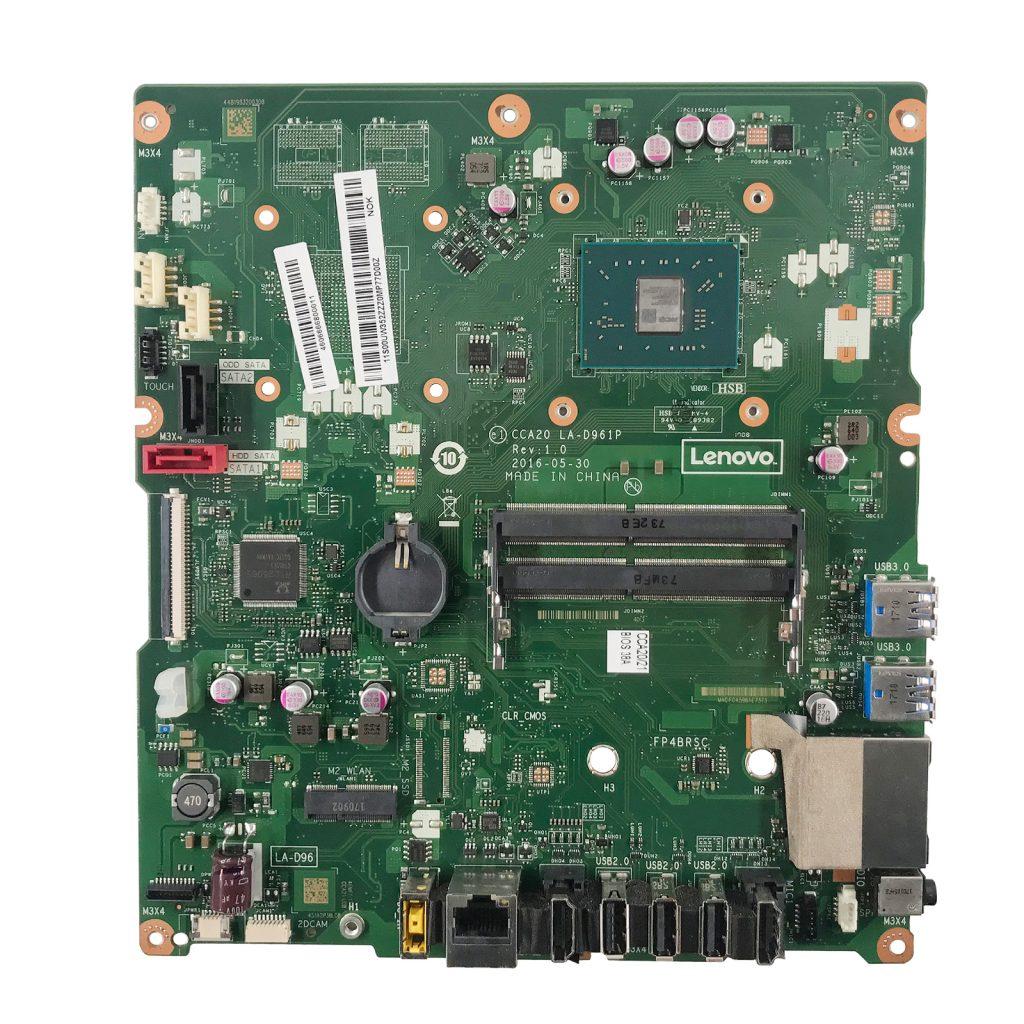 Lenovo AIO 510-22ASR LA-D961P Rev1.0 00UW373 00UW352 Motherboard