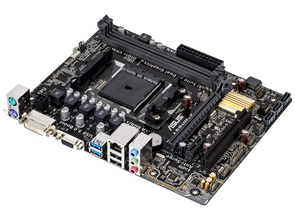 Asus A68HM-K Motherboard FM2/FM2+ DDR3