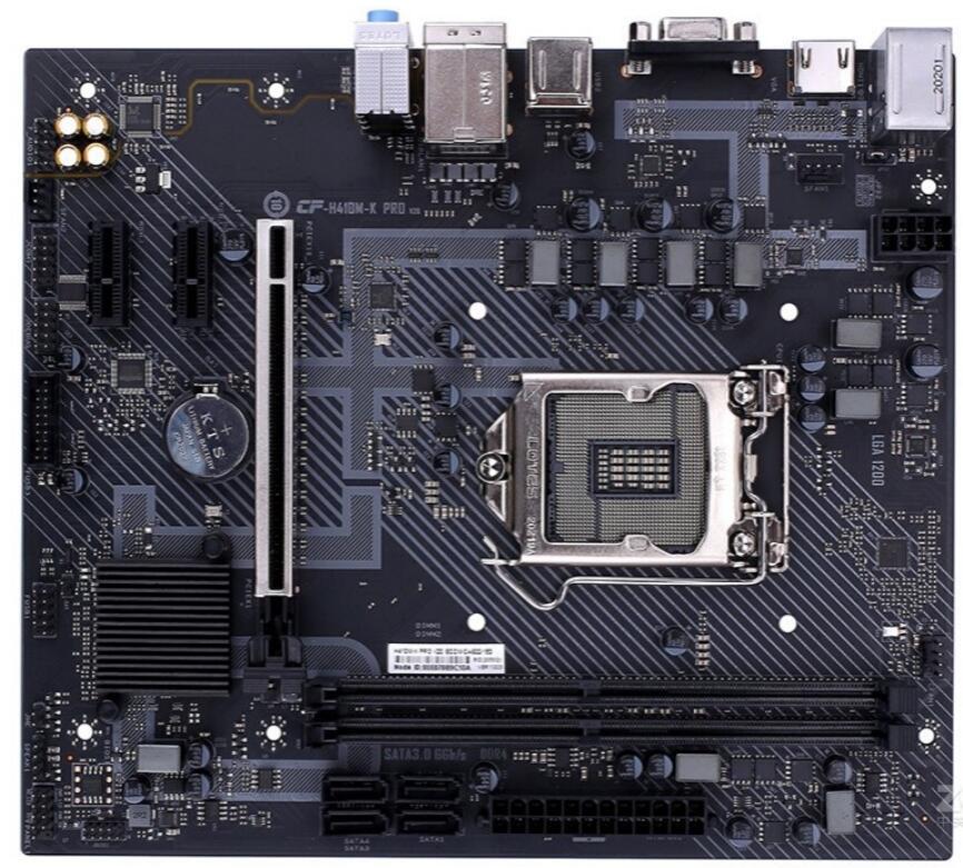 Colorful H410M-K PRO V20 motherboard LGA1200 DDR4