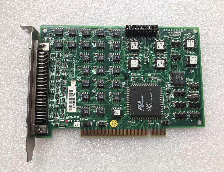 Adlink PCI-7396 REV:A2 DAQ Card