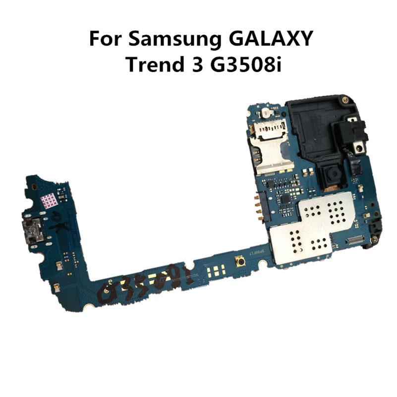 Původní deska pro Samsung GALAXY Trend 3 G3508i GSM 3G deska Logic desky Plate