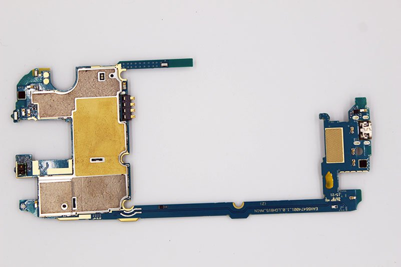 100 % UNLOCKED 32GB work for LG G4 H812 Mainboard,Original for LG G4 H812 32GB Motherboard Test 100% & Free Shipping