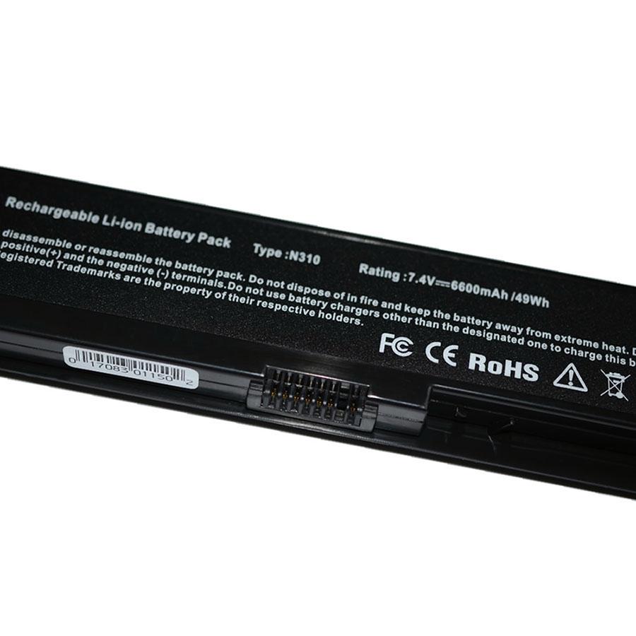 6Cells Battery Samsung N310-13GBK N310-13GO N310-KA05 N310-13GB N310-KA06 N310-KA0D N310-KA0G N310-13GMB