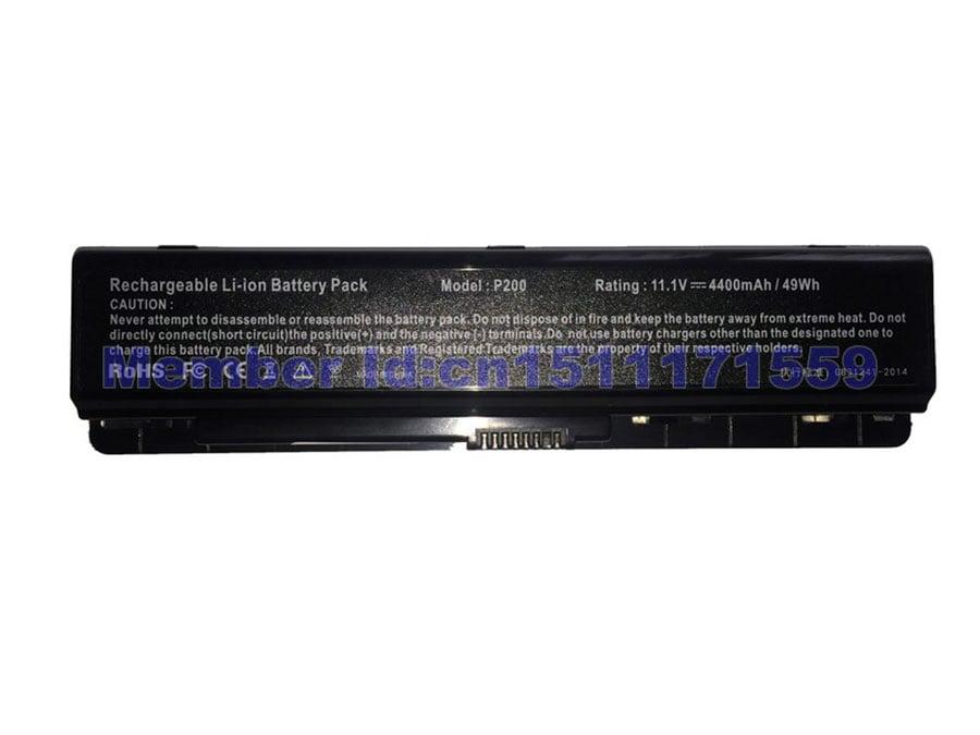NEW Battery AA-PBAN6AB AA-PLAN6AB AA-PLAN9AB Samsung 200B 400B 600B NP200B NP400B NP600B P200 11.1V 4400MAH