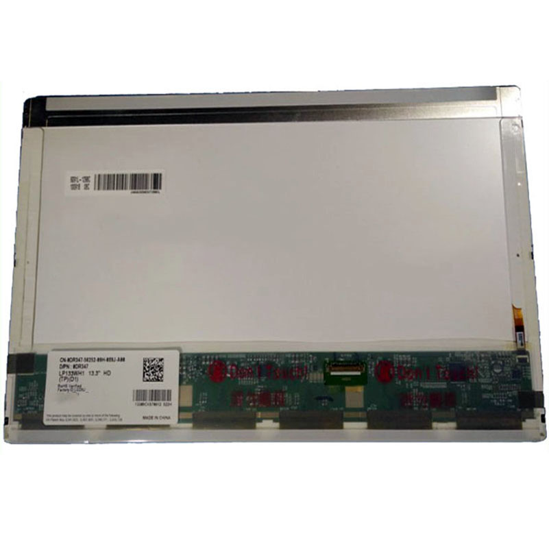 Free shipping 13.3'' lcd matrix LTN133AT17 LP133WH1 TPD1 for dell E4310 laptop led screen display 30pin