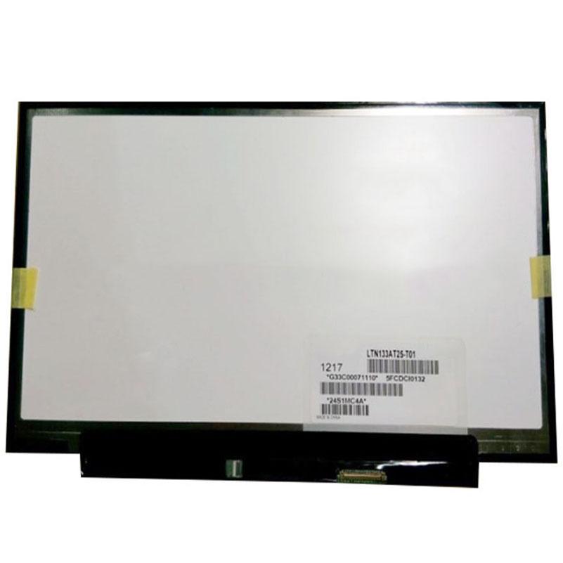 13.3 inch LCD MATRIX LTN133AT25 LTN133AT25-501 601 LTN133AT25-T01 for Toshiba R700 Z835 Z830 Z930 Z935 Laptop LED LCD Screen