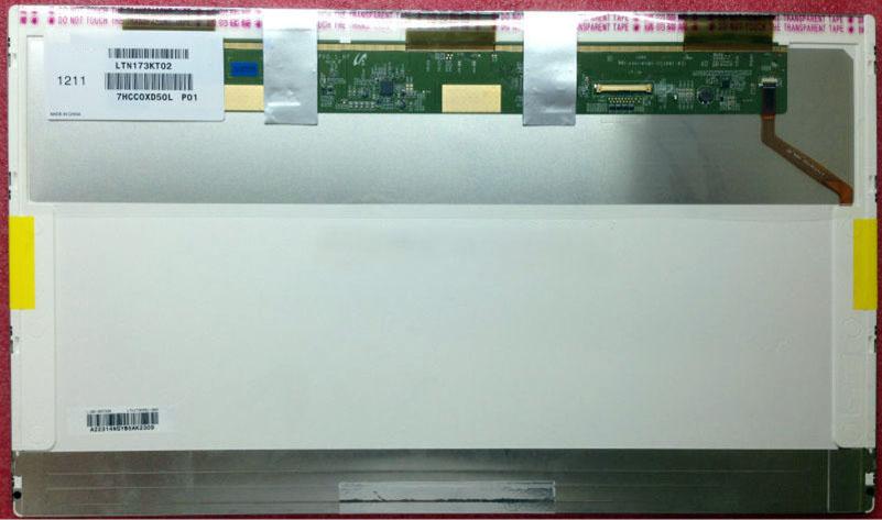 17.3 INCH LCD MATRIX LTN173KT02 B173RW01 V4 V5 LTN173KT01 N173O6-L02 LP173WD1 N173FGE-L21 L23 Laptop Screen Pancel LVDS 40pin