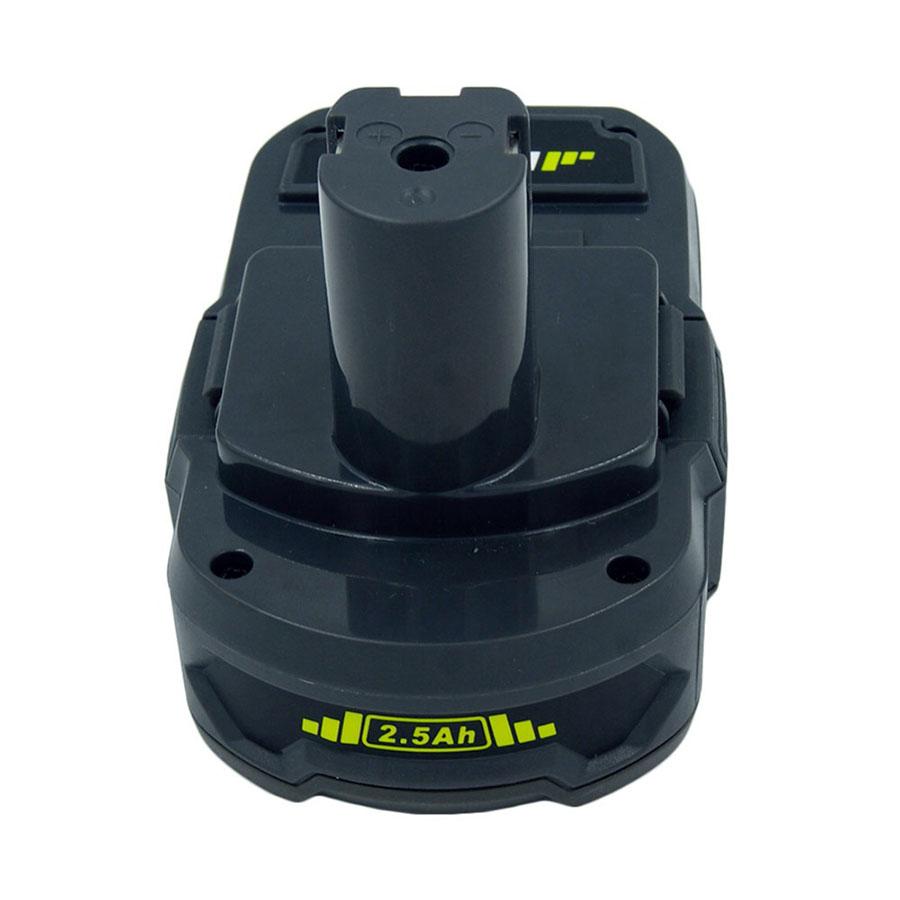 New 18V 2500mah RB18L25 Lithium Ion Battery Ryobi Drill Replace P103 P104 P105 P107 P108