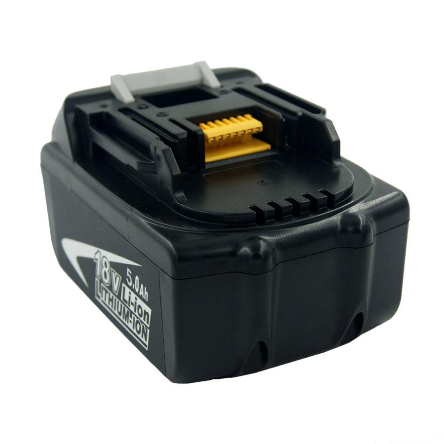 New 5000mah 18V 5.0 Ah Lithium battery Makita 18V BL1840 BL1850 LXT400 194230-4 BL1815 BL1830