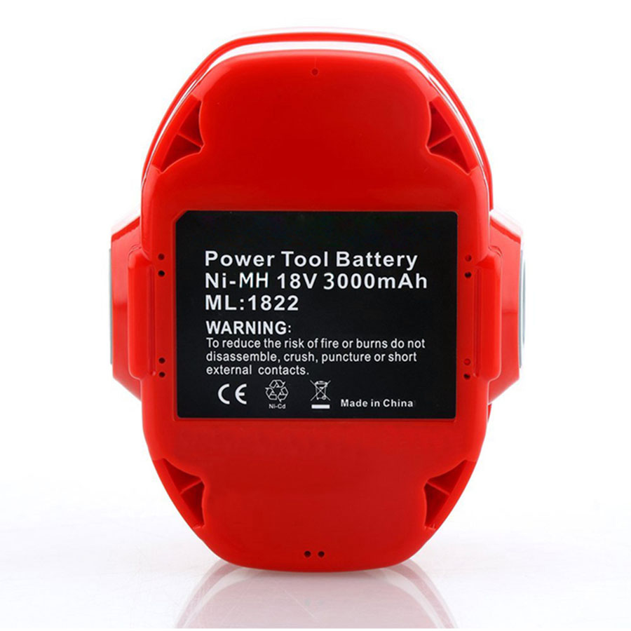 3000mAh Ni-MH 18V Battery Makita Drill PA18 192827-3 1823 1833 1834 1835