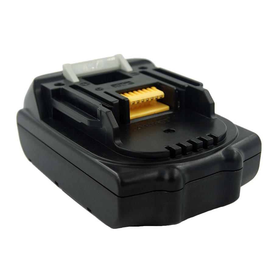 1XNew Makita BL1815 18V 2.0AH Lithium Power Battery BL1830 BL1840 BL1845 LXT400 194230-4
