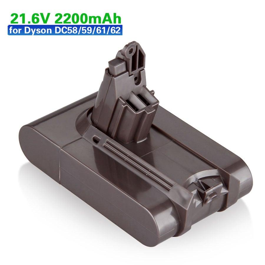 21.6V 2200mAh Battery Dyson Battery V6 DC61 DC62 DC58 DC59 DC72 DC74 SV09 Vacuum Cleaner 965874-02